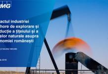 Investițiile din explorarea și producţia de țiței și gaze se triplează la nivelul economiei românești